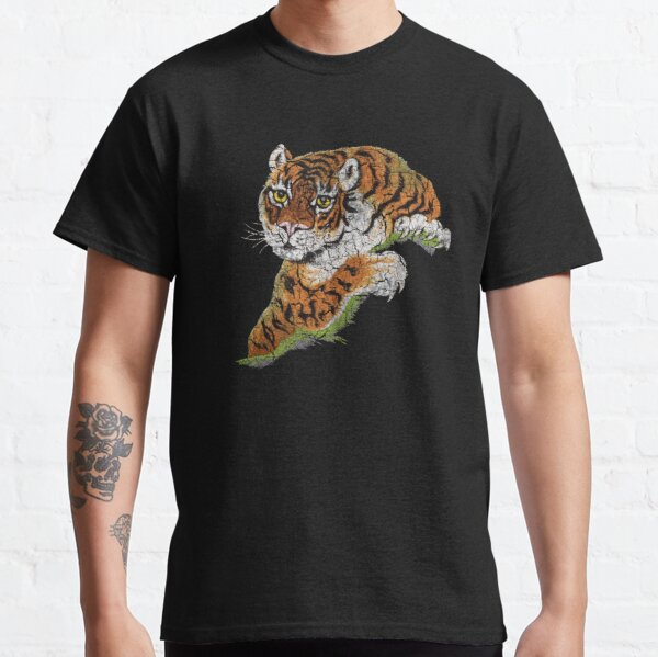 Eye of the Tiger (Rocky II) Classic T-Shirt