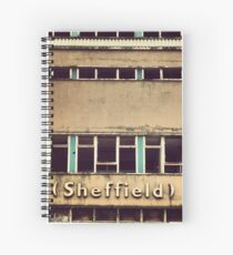 (Sheffield) Ltd Spiral Notebook
