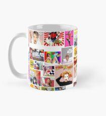 Kylie Minogue Goes Pow Wow K30  Mug
