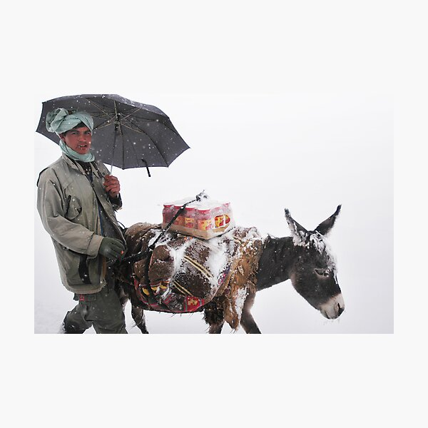 Life (Afghanistan) Photographic Print