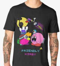 Friendly Mondays Kirby Design Men's Premium T-Shirt