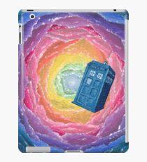 Kaleidoscope TARDIS iPad Case/Skin