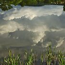CLOUDY WATER... Pancharevo lake, Bulgaria by tonymm6491 by tonymm6491