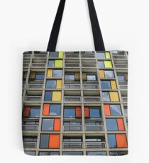 Park Hill - Urban Splashed Tote Bag