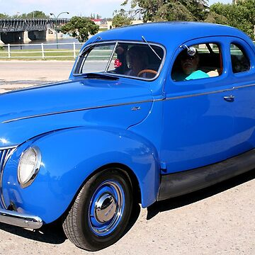 1939 FORD DELUXE COUPE by umpa1