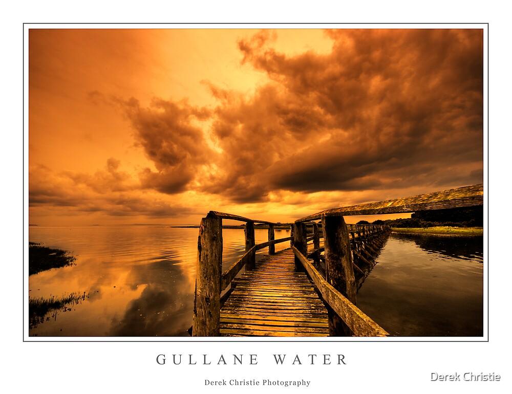 Gullane Water by Derek Christie