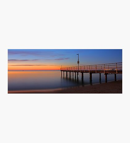Esplanade Jetty - Rockingham Western Australia  Photographic Print