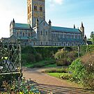 Buckfast Abbey by RedHillDigital