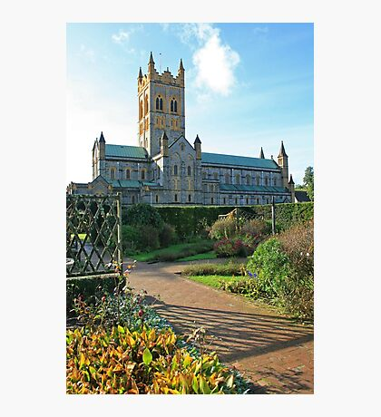 Buckfast Abbey Photographic Print