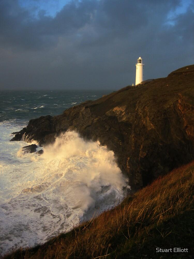 lighthouse by Stuart Elliott