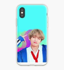 Taehyung BTS iPhone Case