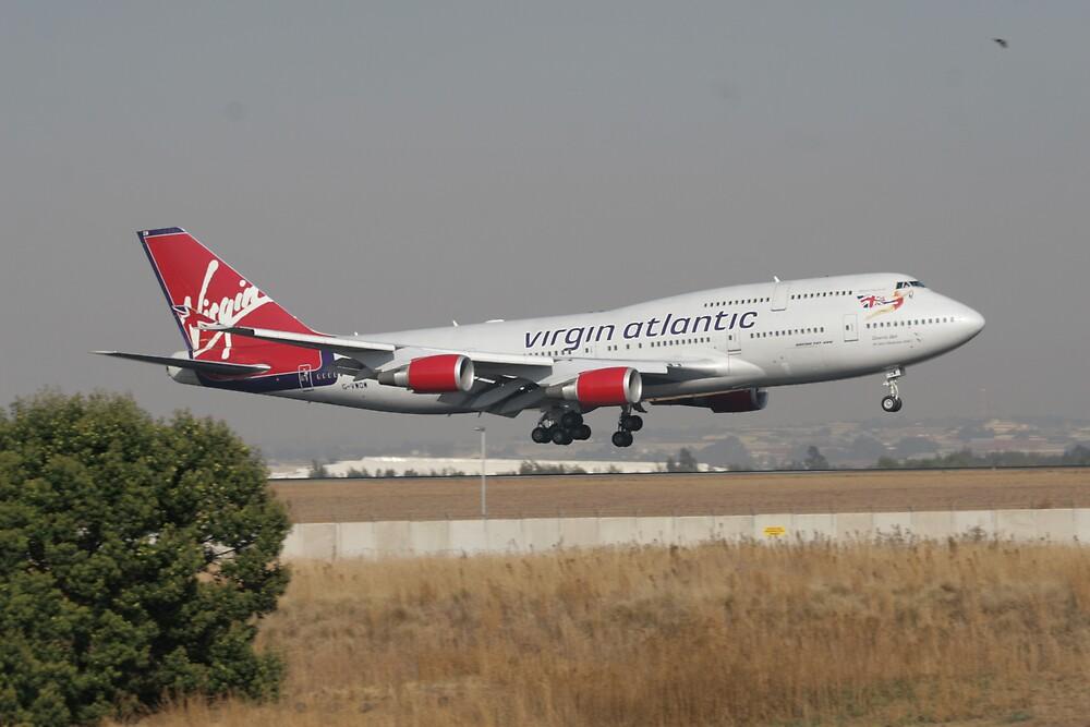 Virgin Jets In by Paul Lindenberg