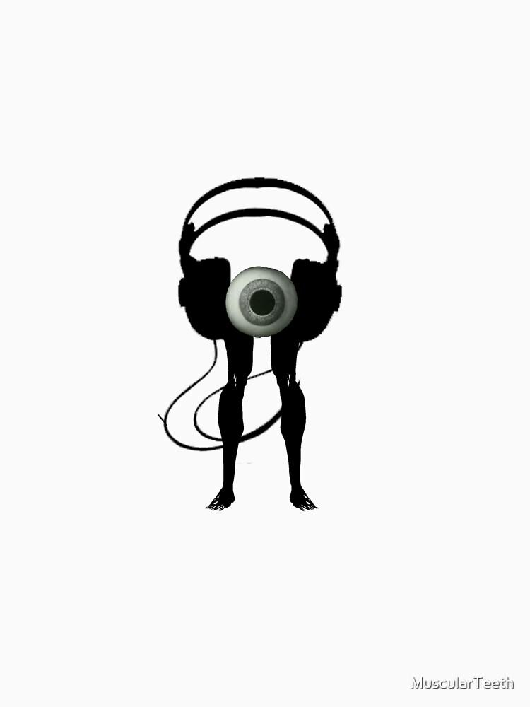 Eye and Ears by MuscularTeeth