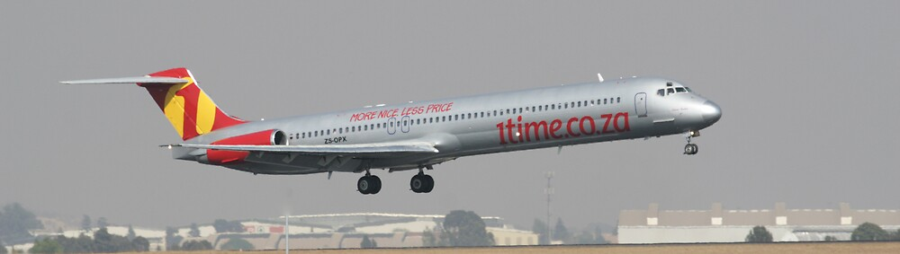 OneTime® MD-80 - new colour scheme by Paul Lindenberg
