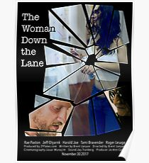 Poster The Woman Down the Lane Poster
