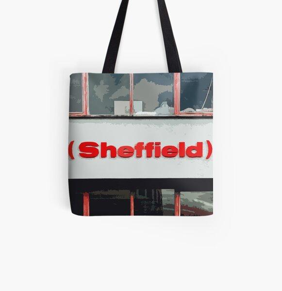 (Sheffield) Ltd 2 All Over Print Tote Bag