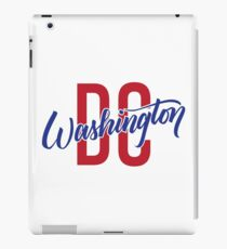Washington DC iPad Case/Skin