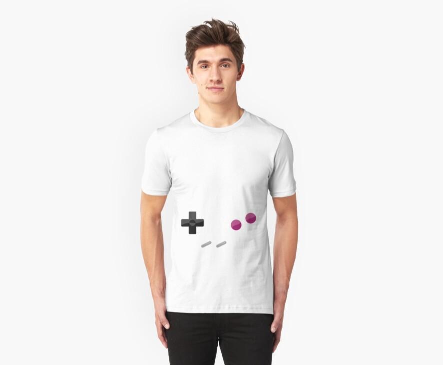 Game Boy Man by 316894