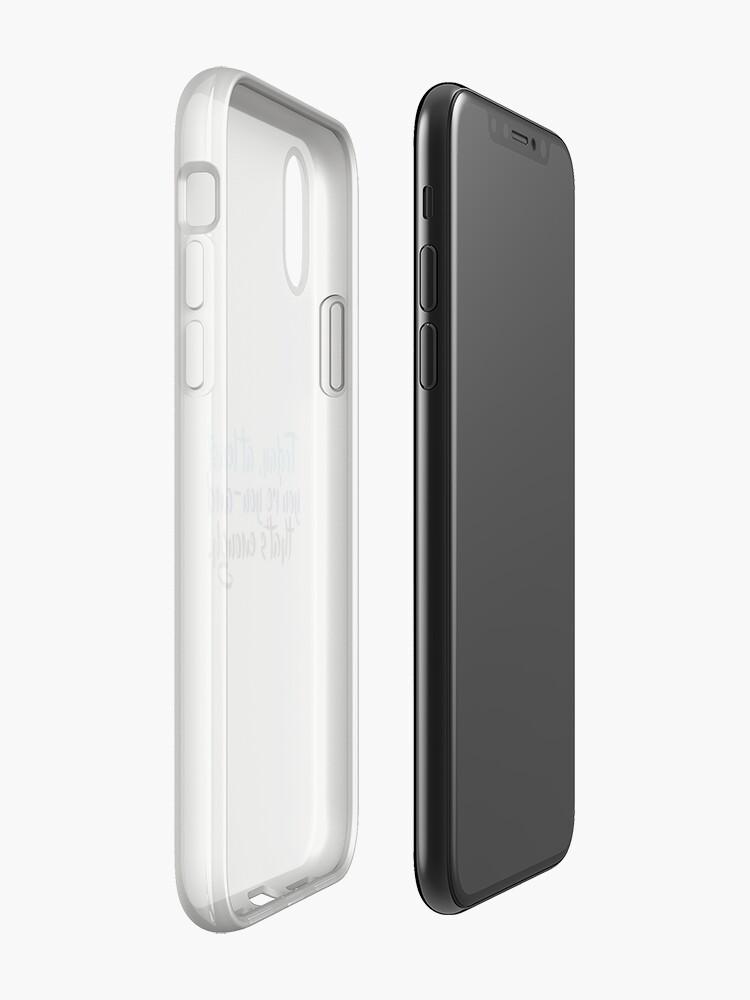 Alternative Ansicht von Lieber Evan Hansen iPhone-Hüllen & Cover