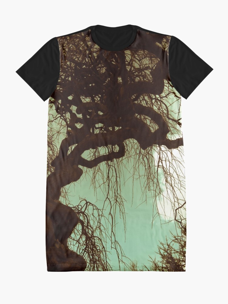 Alternate view of Remember Graphic T-Shirt Dress