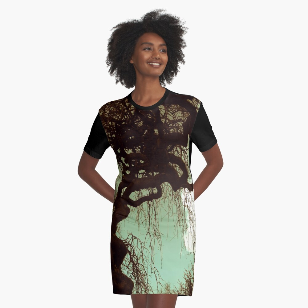 Remember Graphic T-Shirt Dress