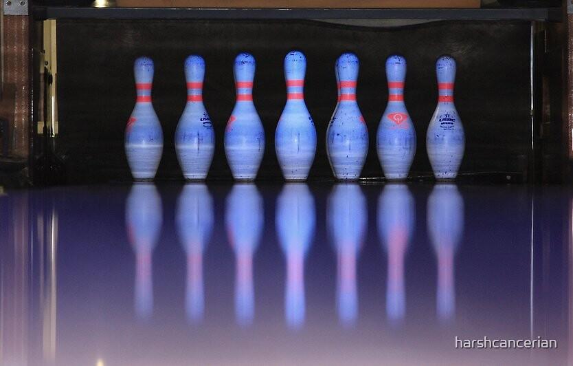 Bowling..... by harshcancerian