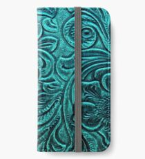 EMBOSSED iPhone Wallet/Case/Skin