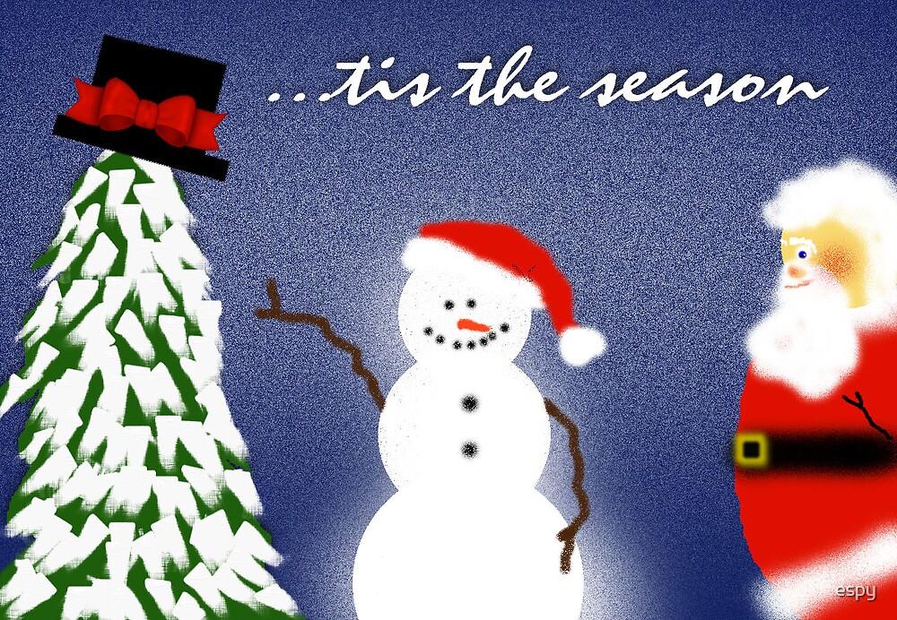Christmas Season by espy