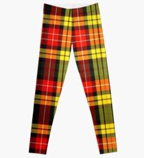 BUCHANAN TARTAN Leggings