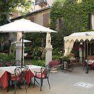 Romantic dinner in Venice by Elena Skvortsova