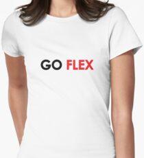 Go Flex Women's Fitted T-Shirt