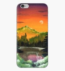"""""""Black Lake"""" iPhone Case"""