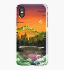 """Black Lake"" iPhone Case/Skin"