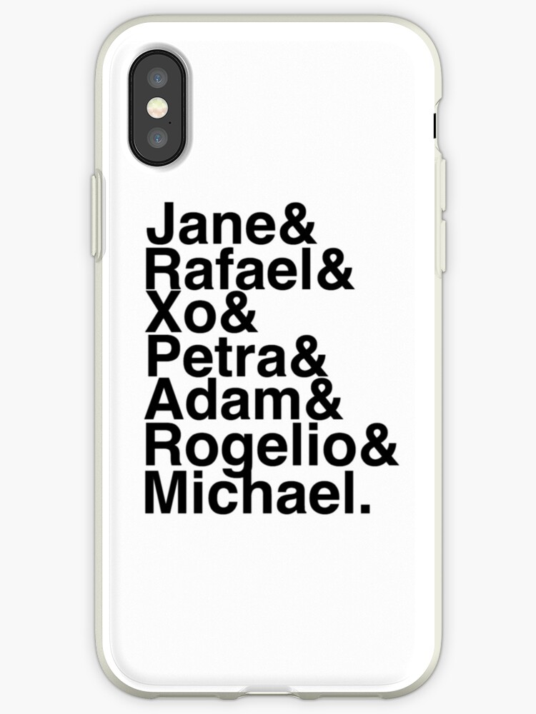low priced b6dce 8e0f1 'Jane the Virgin' iPhone Case by kaitlincurtis2
