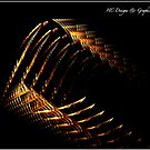 Golden Cage Series 01 by HclarkDesigns
