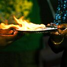 Fire offering by richardseah