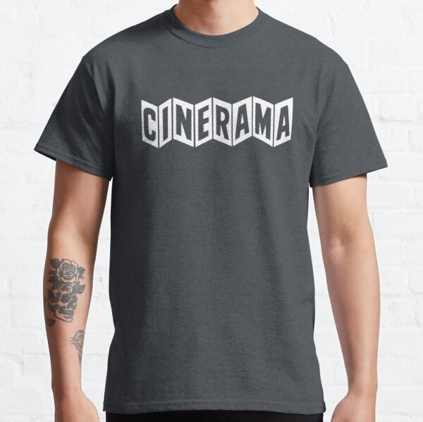 Cinerama (white vintage logo) Classic T-Shirt