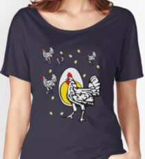 Roseanne Chicken Women's Relaxed Fit T-Shirt