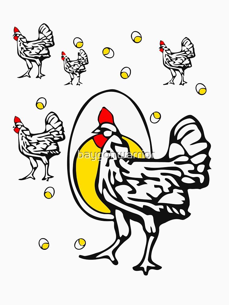 TShirtGifter presents: Roseanne Chicken | Women's T-Shirt