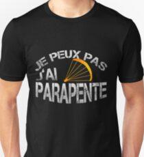 Parapente Unisex T-Shirt