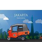 Bajay form Jakarta by Jatmika Jati