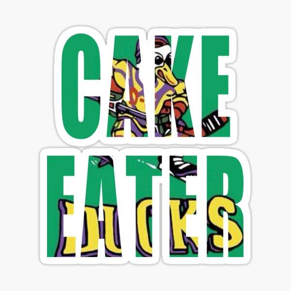 Cake Eater Sticker