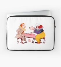 Sewer Tea Party Laptop Sleeve