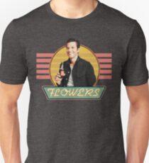 50's Flowers T-Shirt