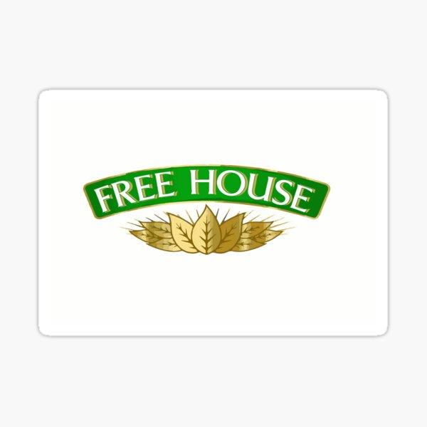 Free House 2 Sticker