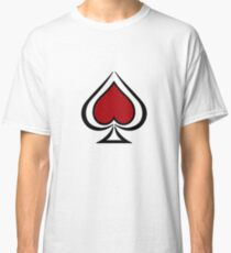 Spade heart Classic T-Shirt