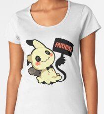 Be Friends with Mi(mikyu)? Women's Premium T-Shirt