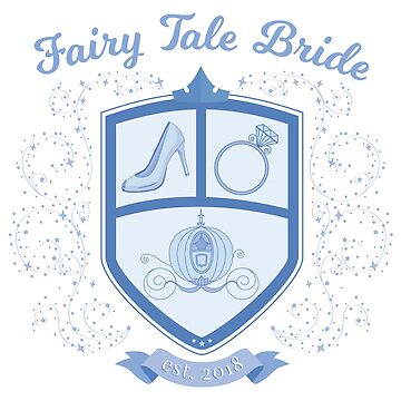 Fairy Tale Bride Crest - 2018 by fairytalelife