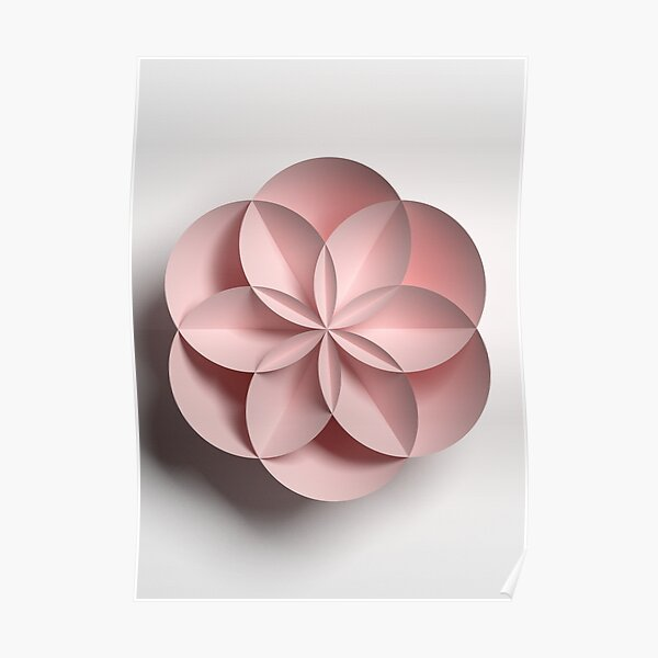 Flower of Life Poster