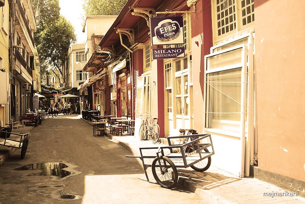 Lonesome Street by mejmankani